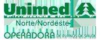 A Cliface Otorrino aceita o plano de saúde Unimed Norte e Nordeste.